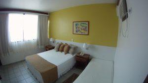 Apartamento Luxo com ar condicionado e aquecimento central da água
