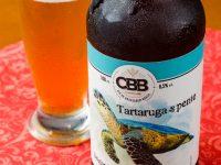 Cerveja Tartaruga-de-Pente