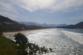 Vista Aérea da Praia Grande