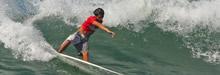 Aulas de Surf no Hotel Coquille