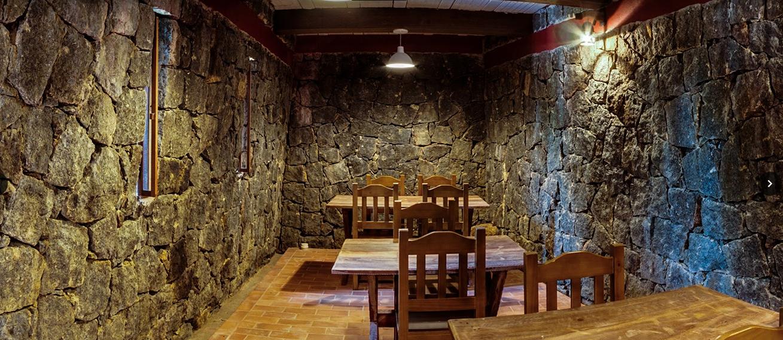 Interior da Taverna
