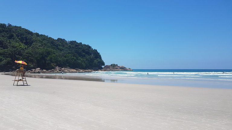 Canto do Baguari - Praia Grande