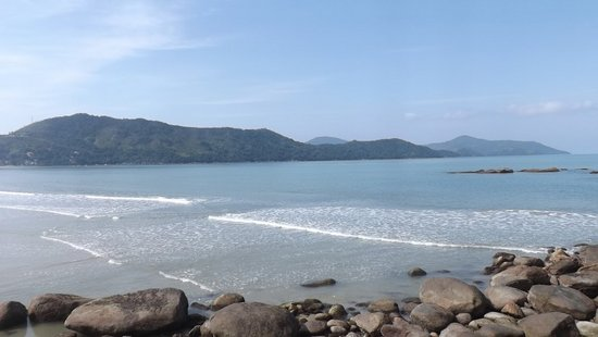 Praia da Enseada - Ubatuba