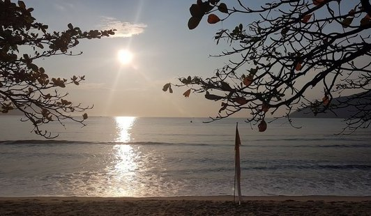 Praia do Cruzeiro em Ubatuba